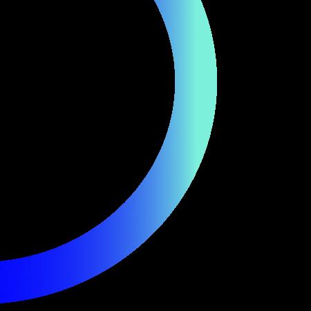 Cercle bleu et vert Short Stories par Bitl Agency